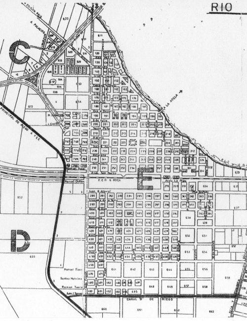 plano Río Colorado RN